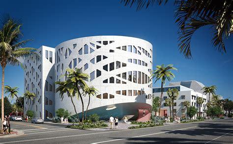 design center in miami oma foster partners heatherwick studio recruited to