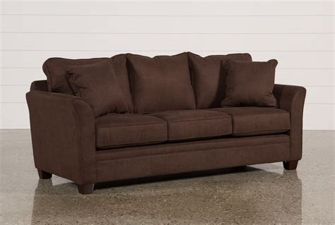 Alexandre Sofa alex chocolate sofa living spaces