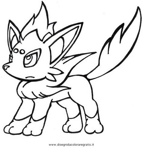 pokemon coloring pages of zorua zorua pokemon colouring pages