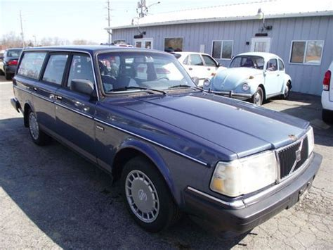 purchase   volvo  wagon automaticruns wellno reserve   lake illinois
