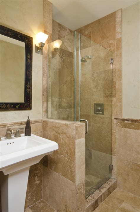 Remodel Small Bathroom With Shower Small Bath Remodel Raleigh Flickr Photo