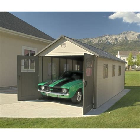 Sheds For Cars by Lifetime 60187 Storage Shed 11x11 On Sale With Fast Free