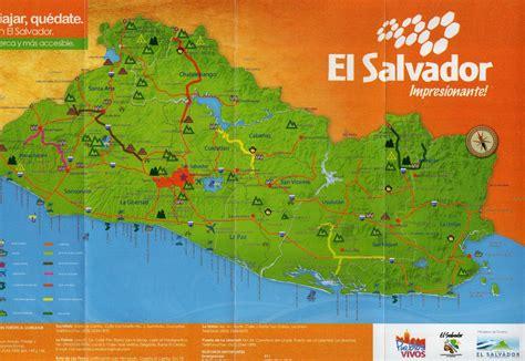 el salvador el salvador mapa del clima