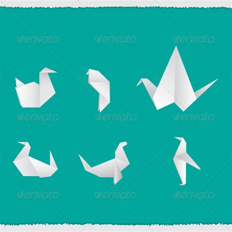 Origami Pack - origami pack by eduardsr graphicriver
