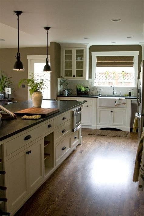 Kitchen Cabinet Color Schemes Farmhouse Kitchen Color Schemes Farmhouse Kitchen I Don T Why I Keep Going Back To The