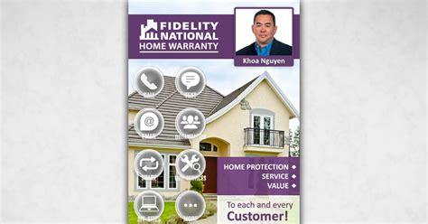 fidelity home warranty plan khoa nguyen savvycard 174