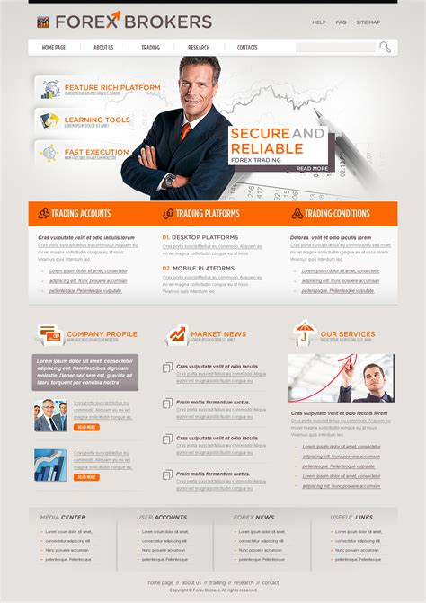 templates for finance website business finance website free psd psdfinder co