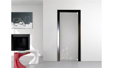 porte da interno con vetro porte in vetro