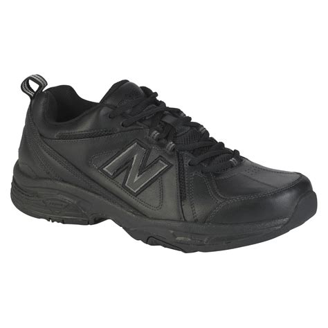 black athletic shoes new balance s 608v3 cross athletic shoe
