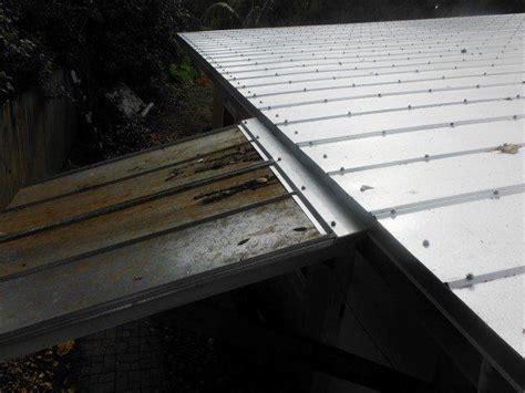 Metal Roof Repair A Naples Homeowner Chooses A Metal Roof Replacement