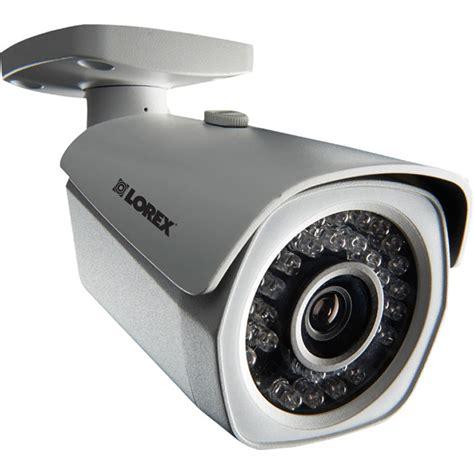 lorex by flir lnb3143b 1080p outdoor bullet poe lnb3143rb b h