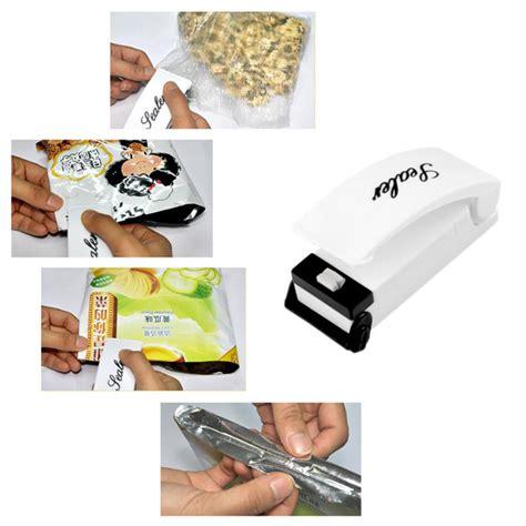 Mini Handy Portable Plastik Sealer Sealer Plastik Murah mini portable handy plastic bag sealer sealing machine handhled package sealer us 3 91