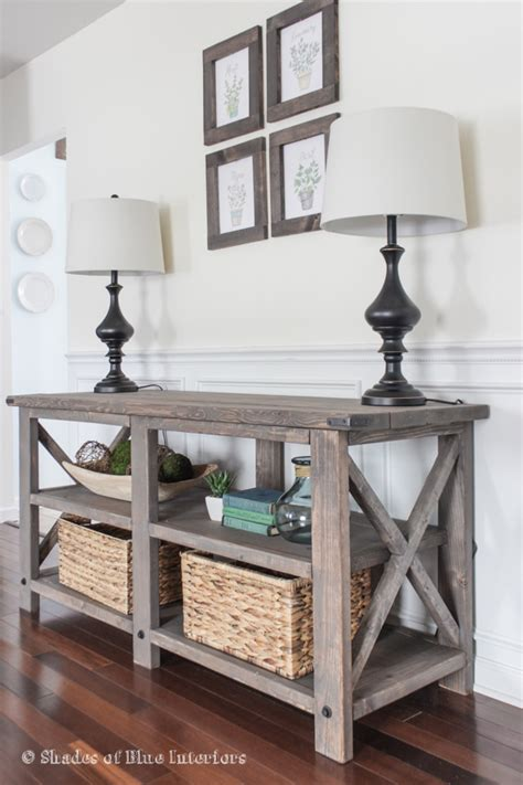 Front Entry Table Best 25 Rustic Media Console Ideas On Tv Stand Vintage Style Tv Stand Ideas For