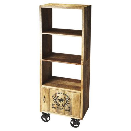 etagere joss and stetson etagere recycled wood bookcases and book