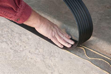 threshold for garage door garage door thresholds by american floor mats