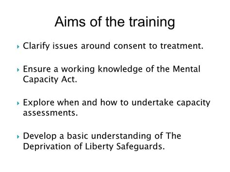 section 44 mental capacity act mental capacity act 2005 implications for care and
