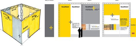 booth design guidelines product launch in europe case study hale marketing