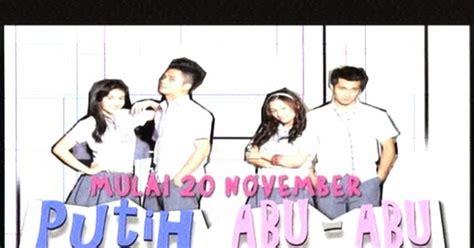 Lu Tidur 1 W Hello Cahaya Putih time after time mulai episode 1 putih abu abu mula menemui penonton pada 20 november 2013
