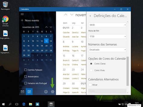Calendario Windows 10 Dica Como Ter O Calend 225 Do Gmail No Windows 10