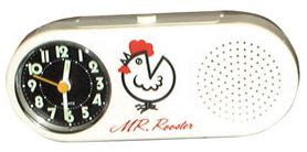 mr rooster alarm clock hearing aids accessories for digital hearing aids