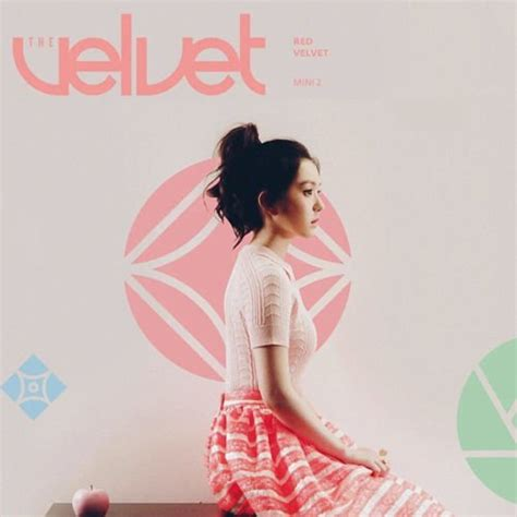 Velvet Velvet 2nd Album velvet the velvet 2nd mini album cd photo booklet k pop sealed syndicasian