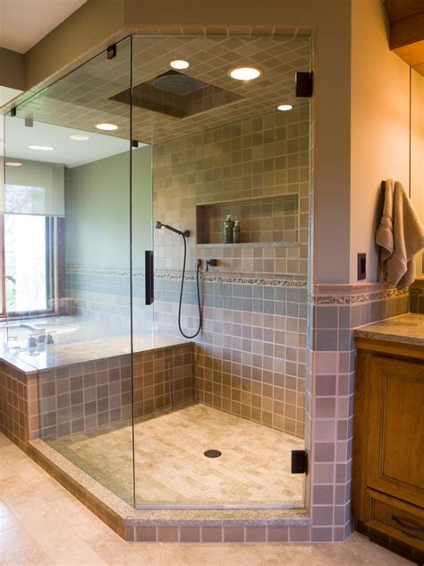 Big In Shower by 24 Glass Shower Bathroom Designs Decorating Ideas