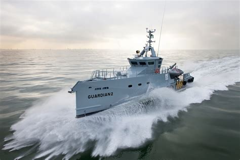 scheepvaart ontwikkelingen homeland integrated offshore services takes delivery of a