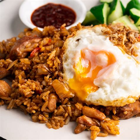 indonesian nasi goreng marions kitchen