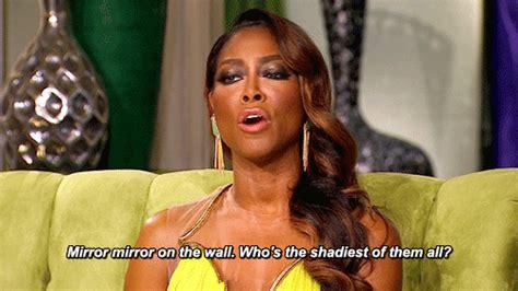 does kenya moore wear extensions recap the real housewives of atlanta season 5 reunion