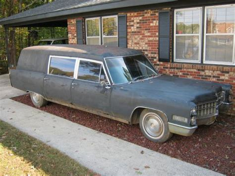 1966 Cadillac Hearse by Widget Is Loading Comments