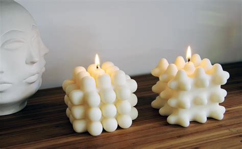 unique candles six oddly shaped candles cool