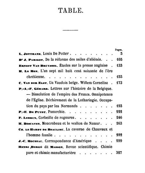 content section file table of contents panarchie published in 1860 jpg