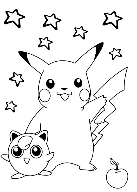 coloring page printable free pokemon coloring pages bestofcoloring com