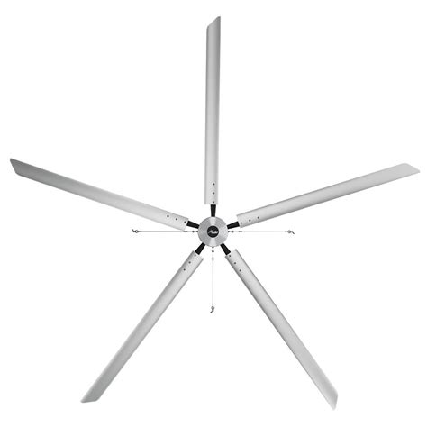 hunter industrial ceiling fans hunter industrial titan 18 ft 220 volt indoor outdoor