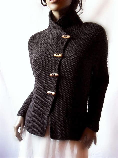Jaket Sweater Cardigant s knit jacket merino wool cardigan knit