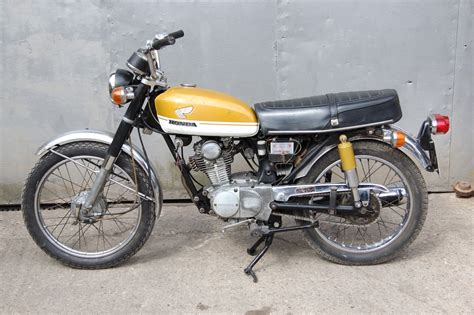honda cb 125 honda cb 125 restoration honda cb125s project for sale