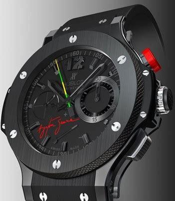 Jam Tangan Hublot Big Aryton Senna Premium 2 hublot all black edition limited