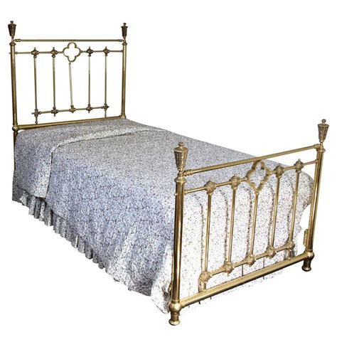 Vintage Bed Frames For Sale Vintage Quality Brass Size Bed Frame For Sale At 1stdibs