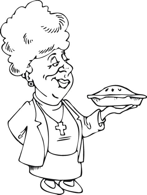 coloring pages for elderly senior free coloring pages