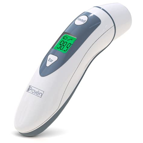 Thermometer Forehead iproven forehead thermometer dmt 489 review thermometer