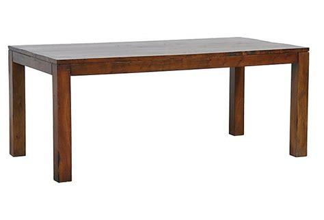 newport dining table newport 82 quot x 36 quot dining table on onekingslane ideas