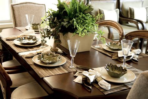 dinner table setting dining room set up ideas dining table set up ideas