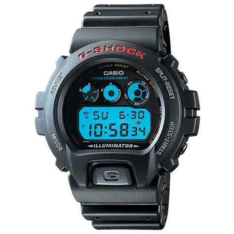 casio 174 s dw6900 1v g shock digital 235429 watches at sportsman s guide