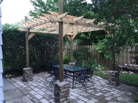 do it yourself pergola pergola plans do it yourself image mag