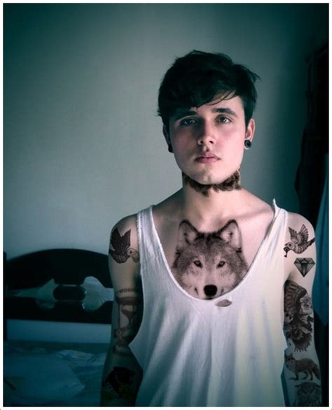 tattoo ideas for guys tumblr 35 meaningful wolf tattoo designs
