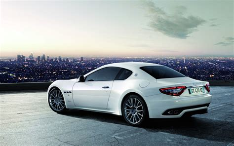 maserati cars 2010 maserati granturismo s automatic wallpaper hd car
