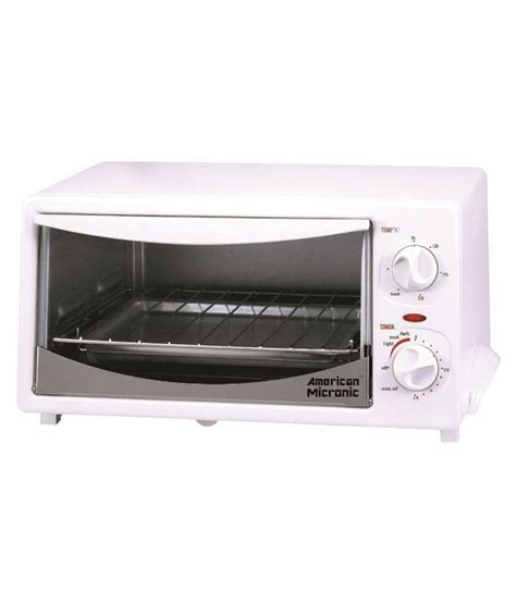 Oven Toaster Kris 20 Liter american micronic 12 l oven toaster grill otg 1300 w price in india buy american micronic 12