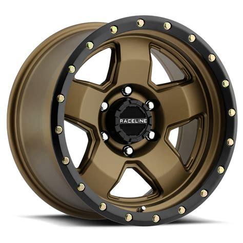 raceline bz combat rim   offset  bronze quantity   ebay