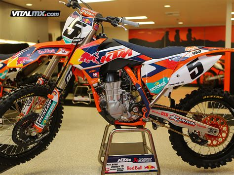 redbull motocross 2014 red bull ktm factory team announced moto related