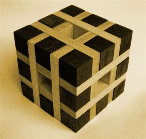 wooden cube puzzle plans woodworking projects plans